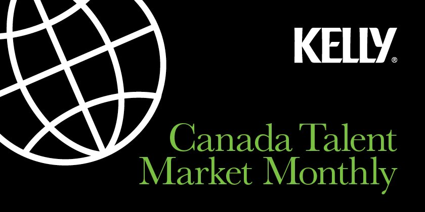 Canada Talent Market Monthly - April 2018
