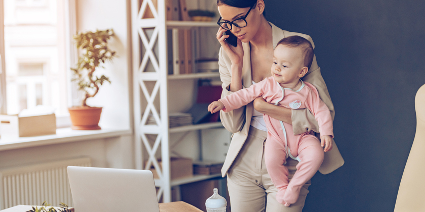Work-Life Balance Advice for New Parents