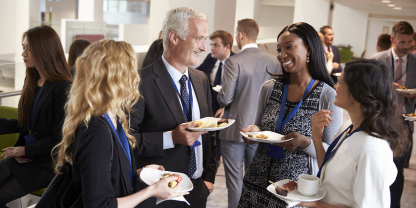 Six Effective Networking Icebreakers