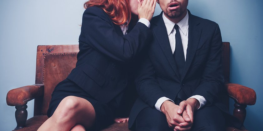 Eight Ways for Dealing with the Office Gossip